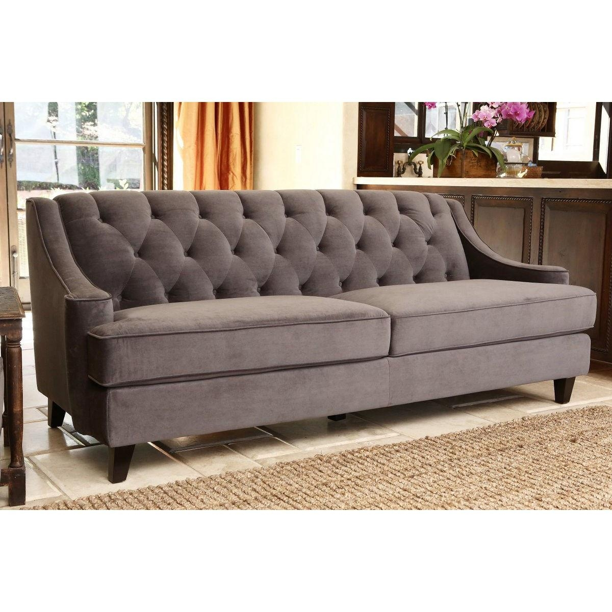 Sofas Center : Abbyson Living Mp Gry Sofa Set At Costco Table Intended For Abbyson Living Sofas (Image 15 of 20)