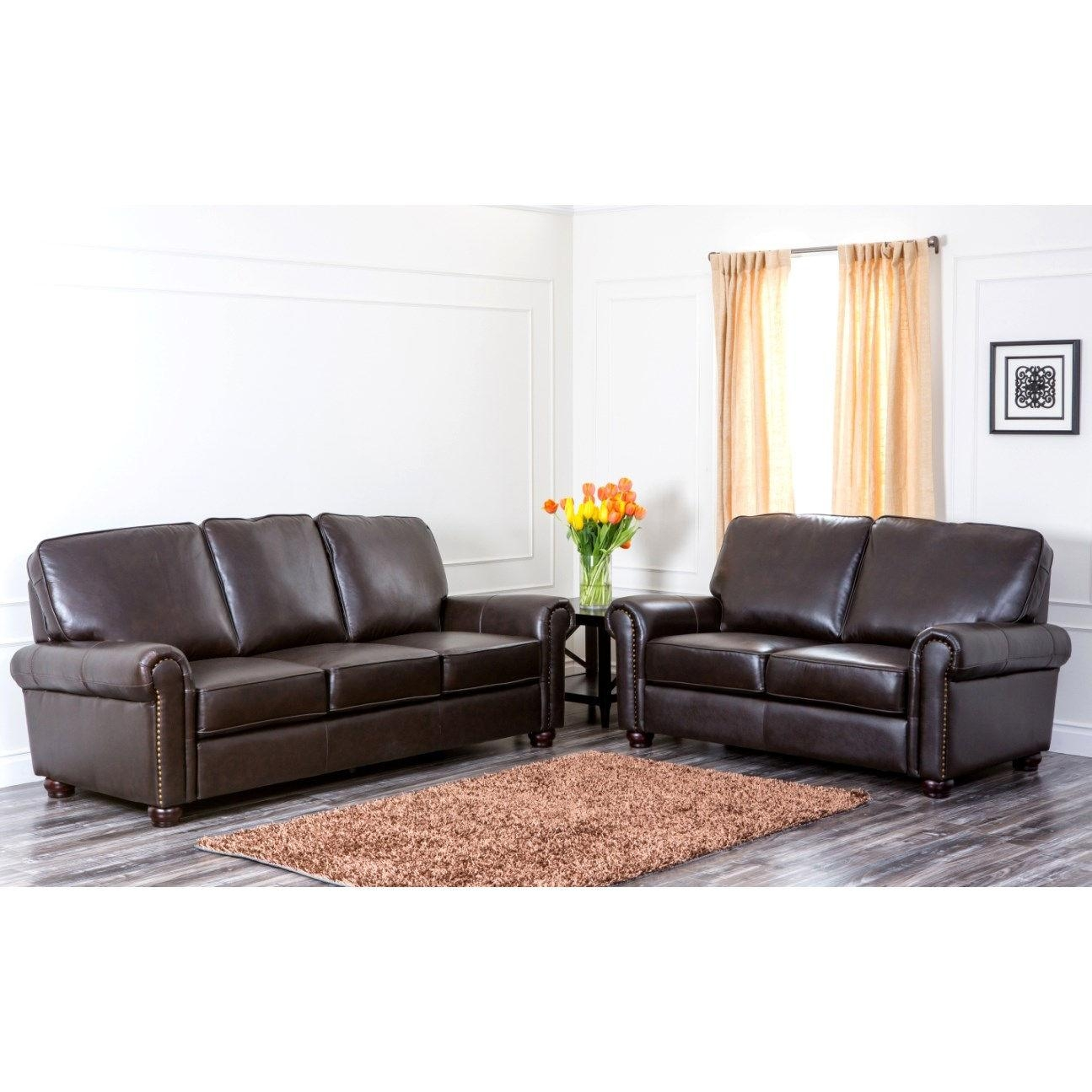 Sofas Center : Abbyson Living Mp Gry Sofa Set At Costco Table Throughout Abbyson Living Sofas (View 6 of 20)
