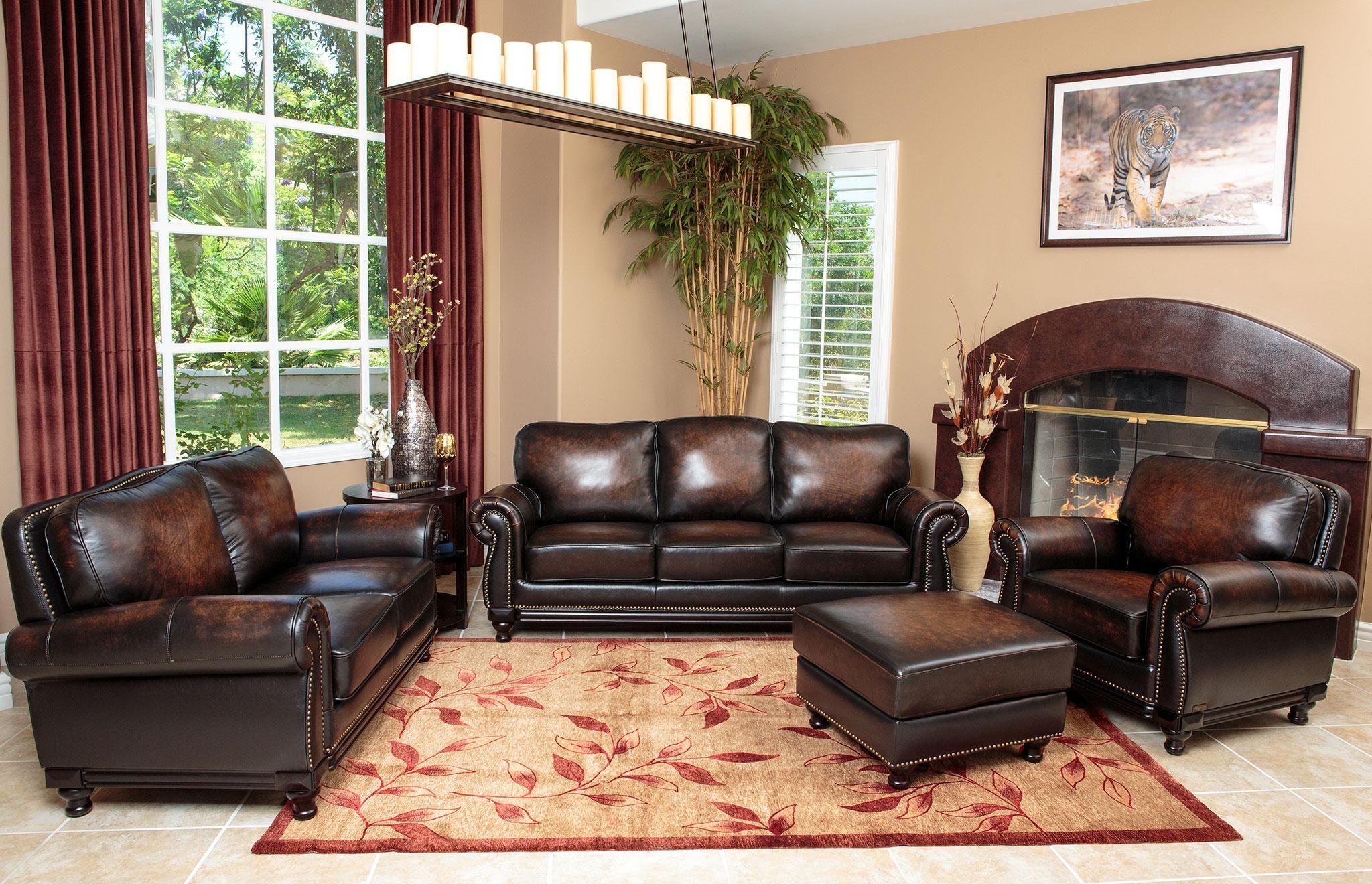 Sofas Center : Abbyson Living Sk Brn Excellent Sofa Photo Concept Inside Abbyson Sofas (Image 19 of 20)
