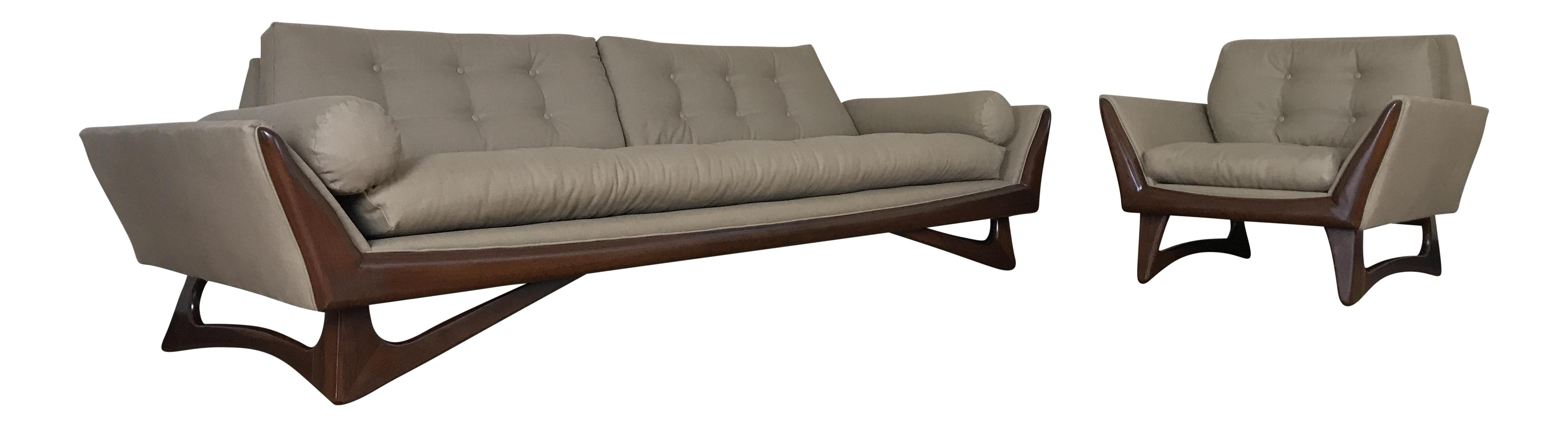 Sofas Center : Adrian Pearsall Sofa For Craft Associates Inc Within Unusual Sofa (Image 7 of 20)