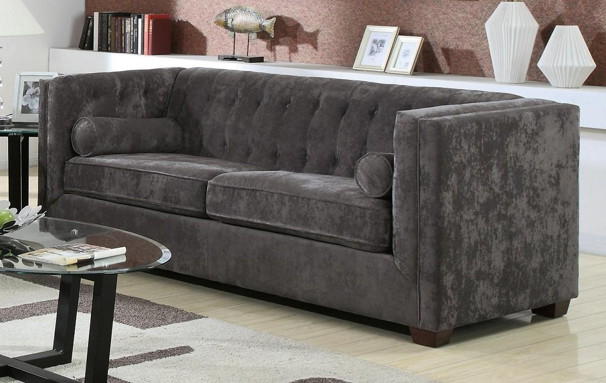 Sofas Center : Affordable Sofas Tufted Sectional With Chaise Couch Within Affordable Tufted Sofa (Image 15 of 20)