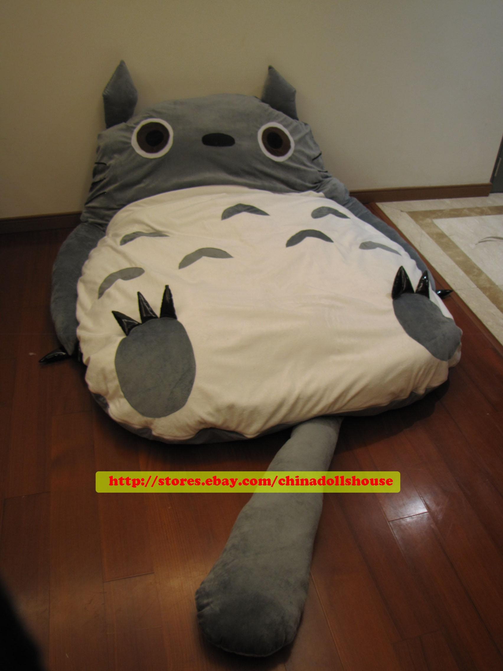 Sofas Center : Amazon Com My Neighbor Totoro Sleeping Bag Sofa With Sleeping Bag Sofas (View 9 of 20)