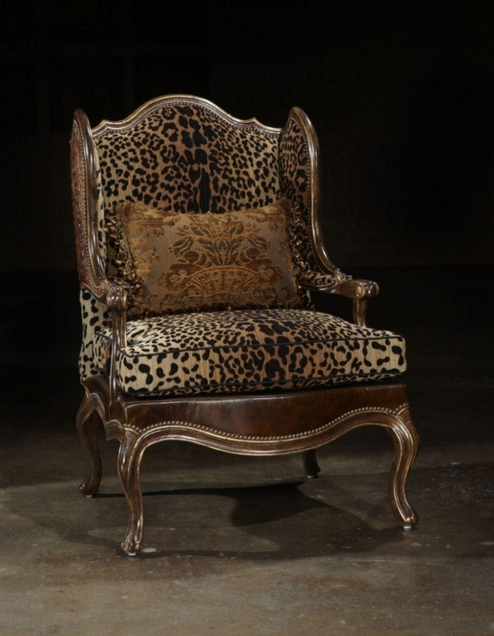Sofas Center : Animal Print Sofa Amazing Leopard Accent Chair Within Animal Print Sofas (Image 17 of 20)