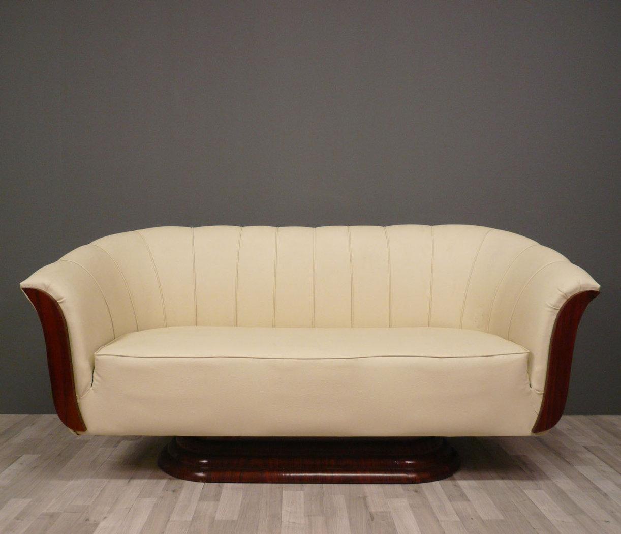 Sofas Center : Arteco Sofa Swedish Satin Birch Upholsteredrupal Throughout Art Deco Sofa And Chairs (Image 18 of 20)