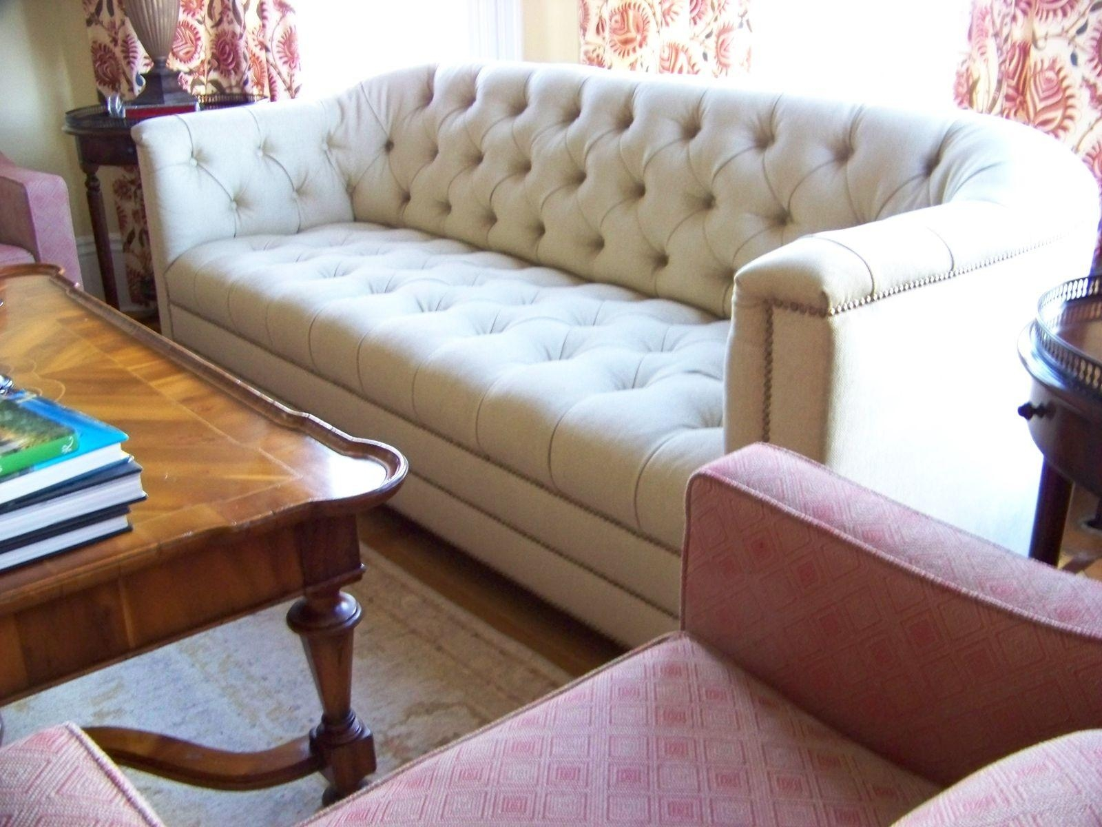 Sofas Center : Ashley Furniture Tufted Sofa Beautiful Picture Pertaining To Ashley Tufted Sofa (View 5 of 20)