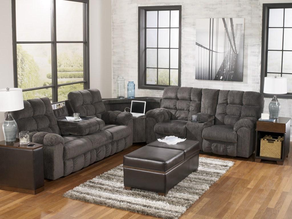 Sofas Center : Ashley Furniture Tufted Sofa Leather Sofaashley Inside Ashley Tufted Sofa (View 8 of 20)