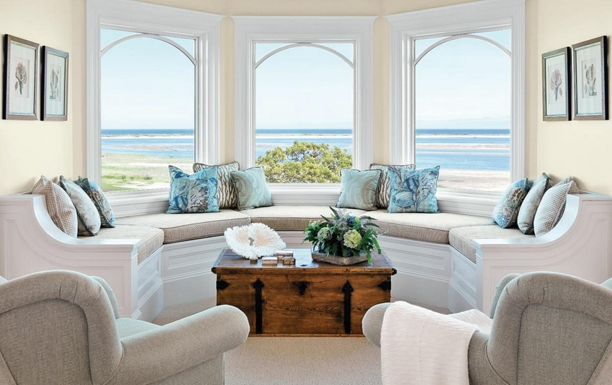 Sofas For Bay Windows 15 Bay Window Ideas For Inspiration