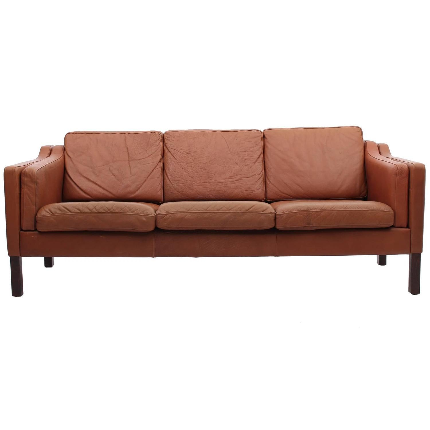 Sofas Center : Beige Leather Midury Modern Sofa Faux Sectional Intended For Mid Century Modern Leather Sectional (View 9 of 20)