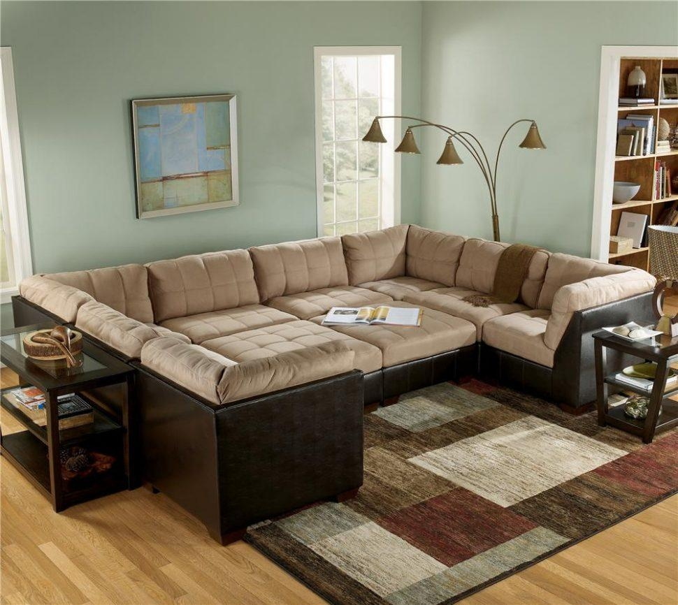 Sofas Center : Best Large Sectional Sofa Ideas On Pinterest Extra Within Wide Sectional Sofa (Image 17 of 20)