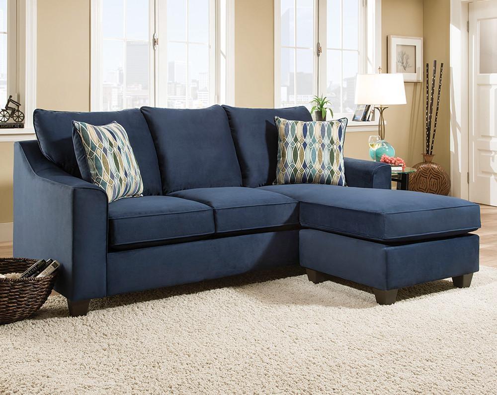 Sofas Center : Blue Microfiber Sectional Light Couch Denim Sofa With Regard To Blue Microfiber Sofas (Image 15 of 20)