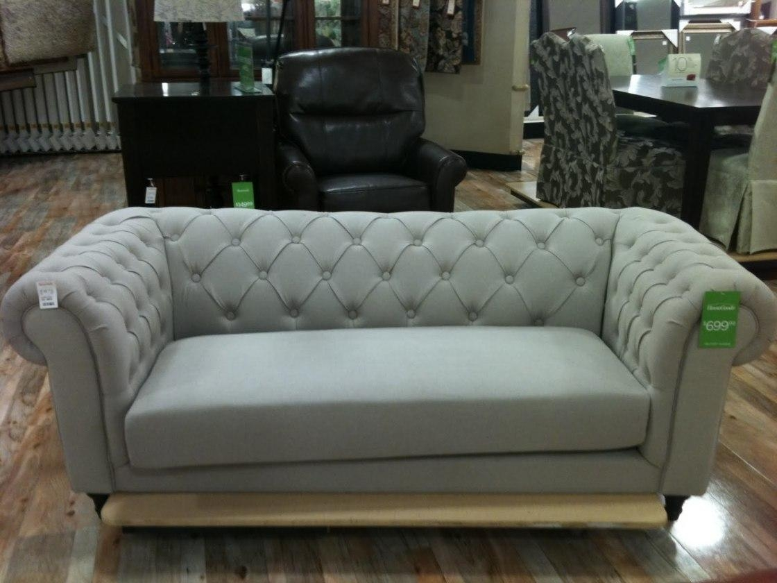 Sofas Center : Blue Sleeper Sofa Sofas Incredible Cheap Tufted Throughout Affordable Tufted Sofa (Image 16 of 20)