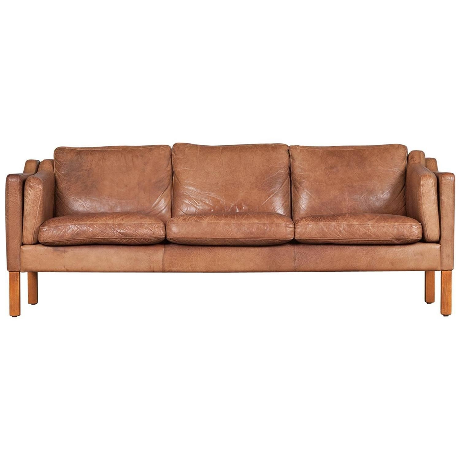 2018 Latest Camel Colored Leather Sofas Sofa Ideas