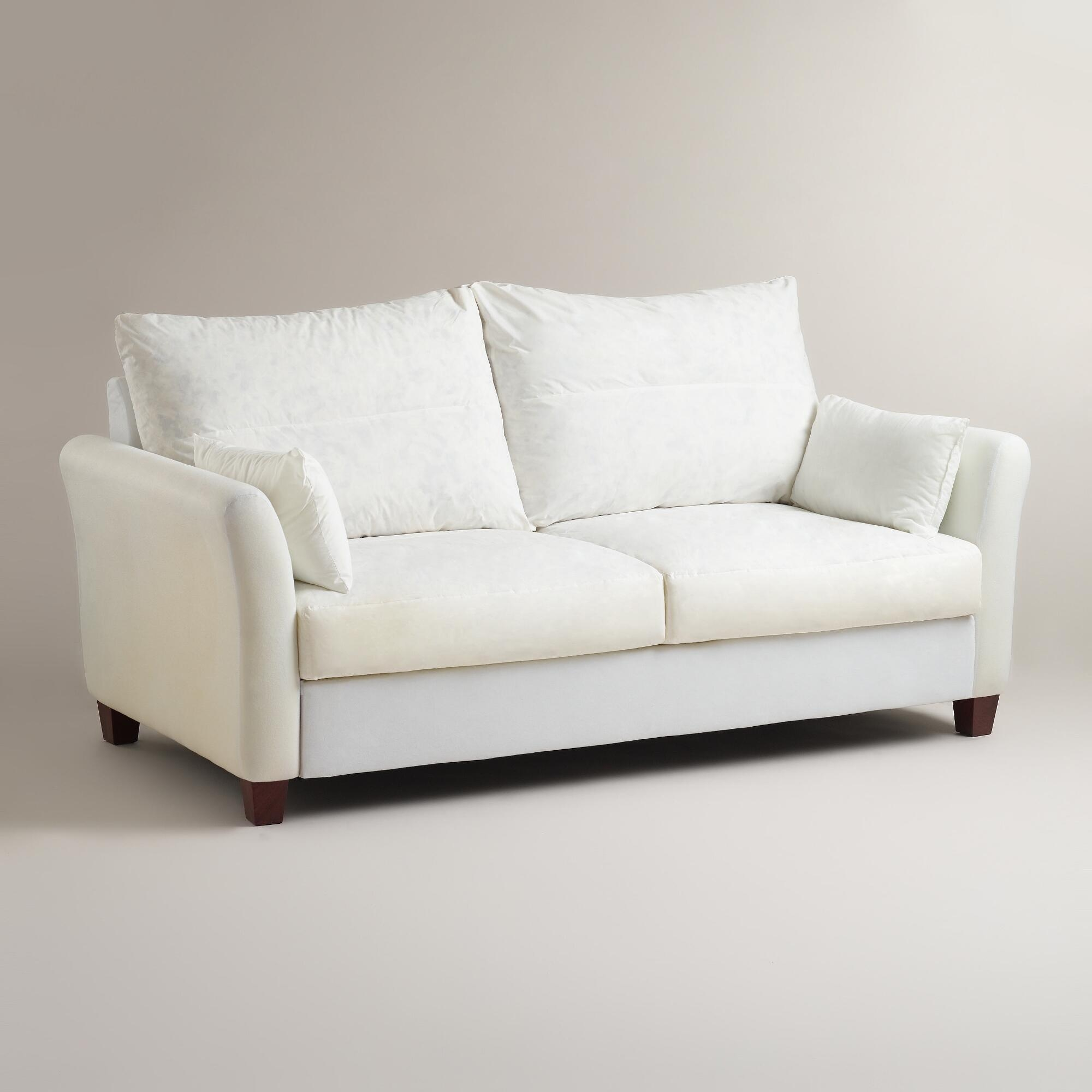 Sofas Center : Charcoal Luxe Sofa Slipcover World Market Seat With Luxe Sofas (View 3 of 20)