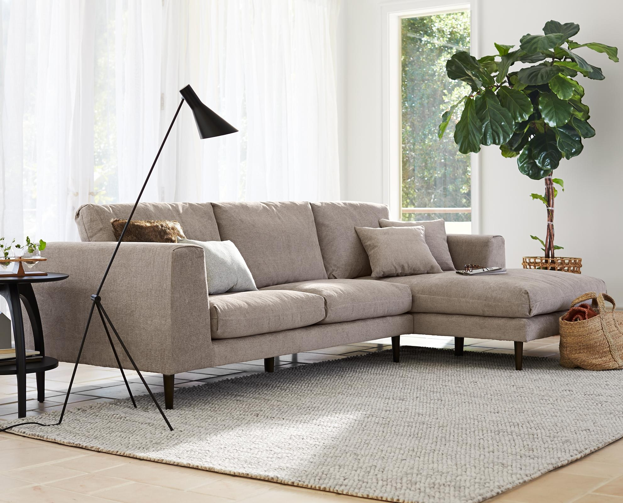 Sofas Center : Charming Oversized Sectional Sofa With Chaise About With Sectional Sofas Portland (Image 14 of 20)
