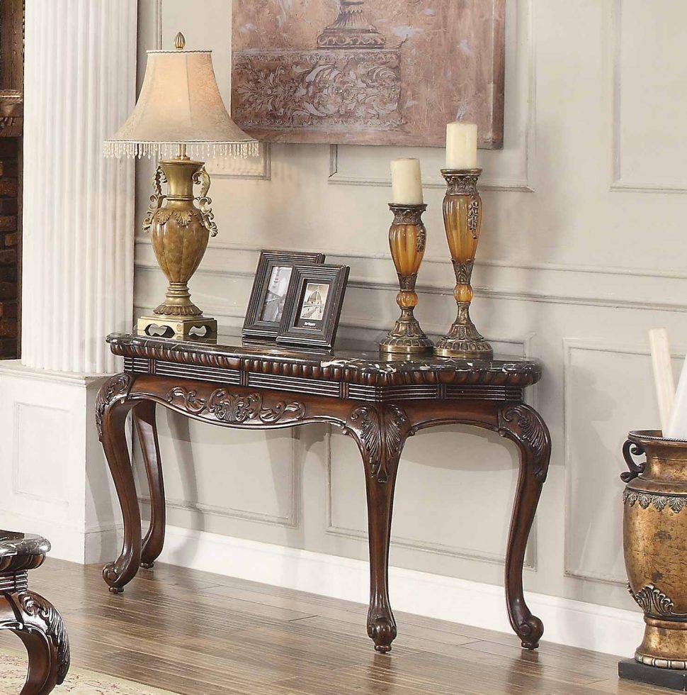 Wood Sofa Table ~ Top cherry wood sofa tables ideas