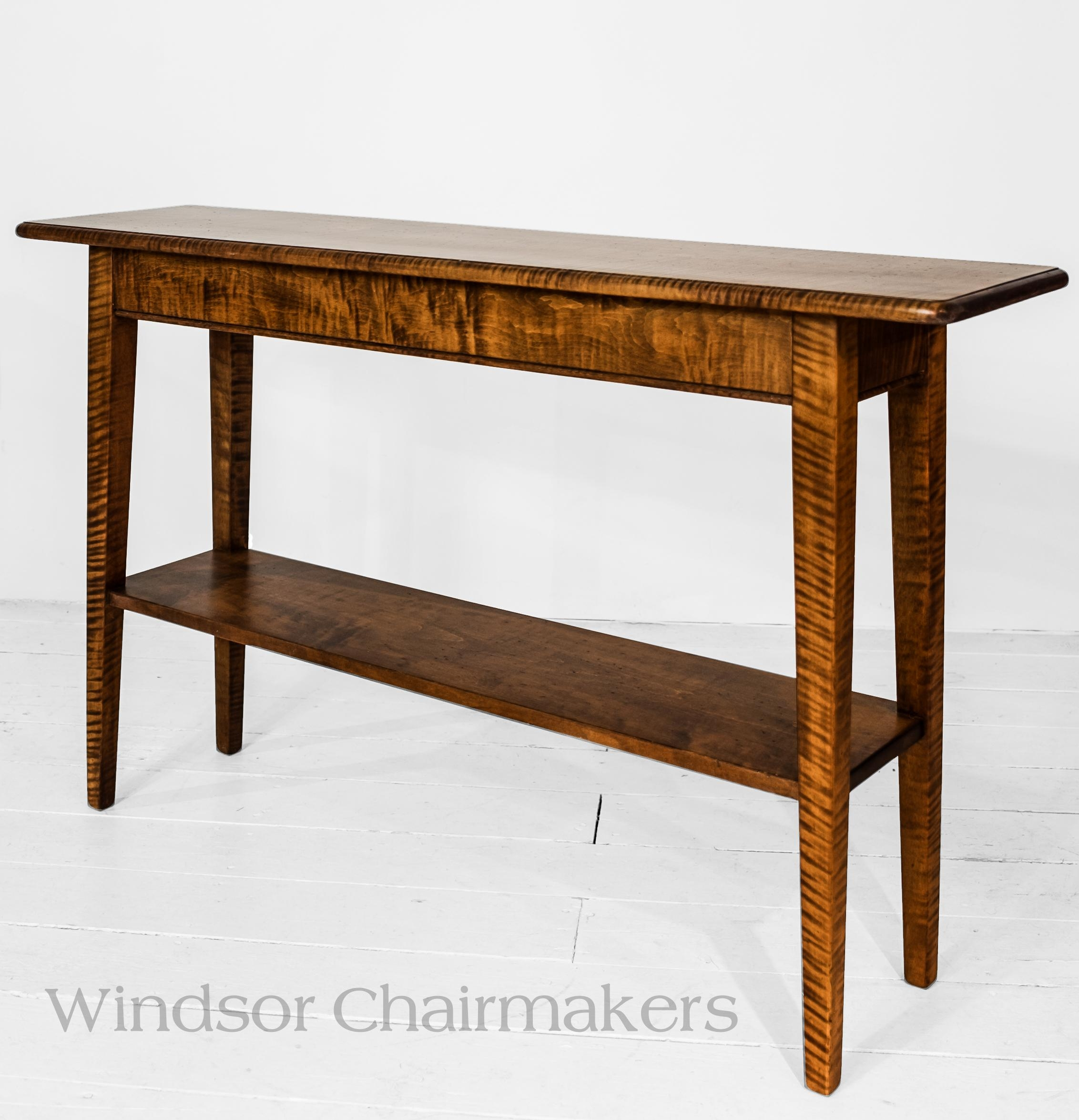 Sofas Center : Cherry Wood Sofa Table Vintage Tablecherry With For Cherry Wood Sofa Tables (Image 15 of 20)