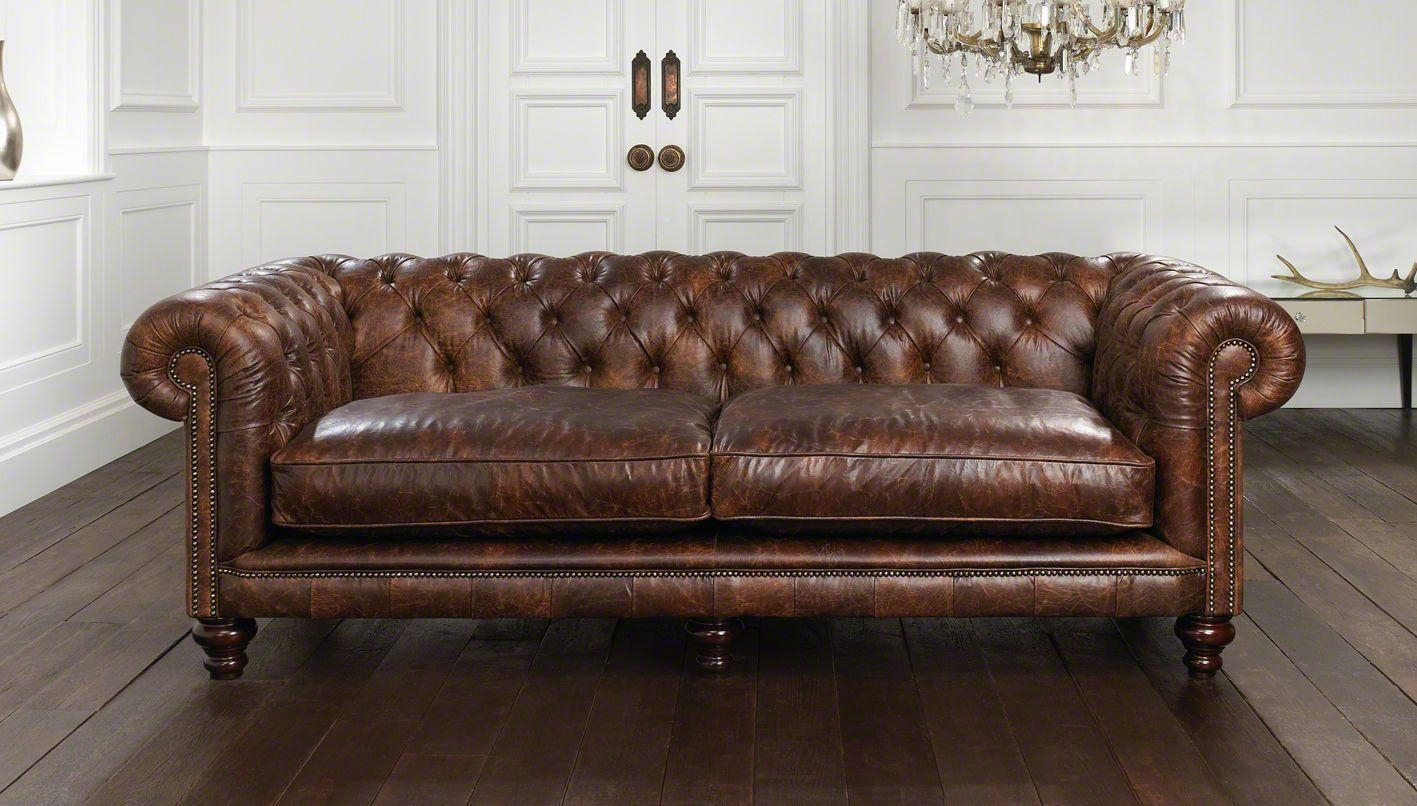 Sofas Center : Chesterfield Sofa For Sale Leatherchesterfield For Craigslist Chesterfield Sofas (View 13 of 20)