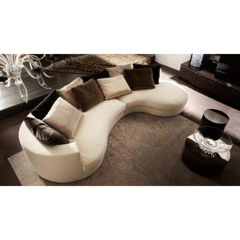 Sofas Center : Circular Sectional Sofas For Small Spaces Circle Intended For Circular Sectional Sofa (Image 13 of 15)
