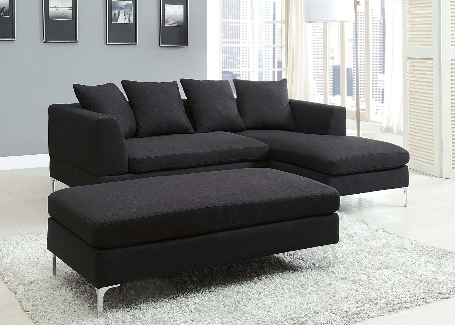 Sofas Center : Contemporary Leather Living Room Furniture Modern Throughout Small Modular Sofas (View 12 of 20)