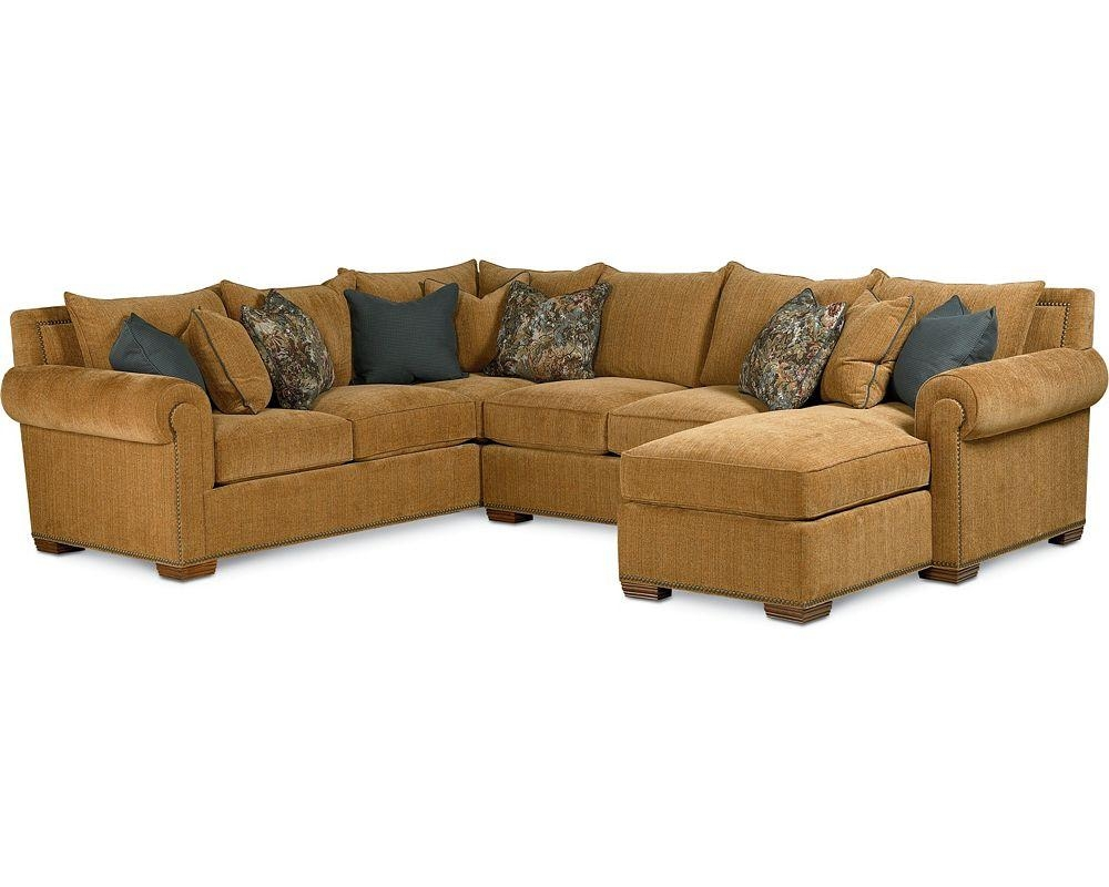 Sofas Center : Contemporary Living Room Bedroomla Furniture Throughout Thomasville Leather Sectionals (Image 12 of 20)