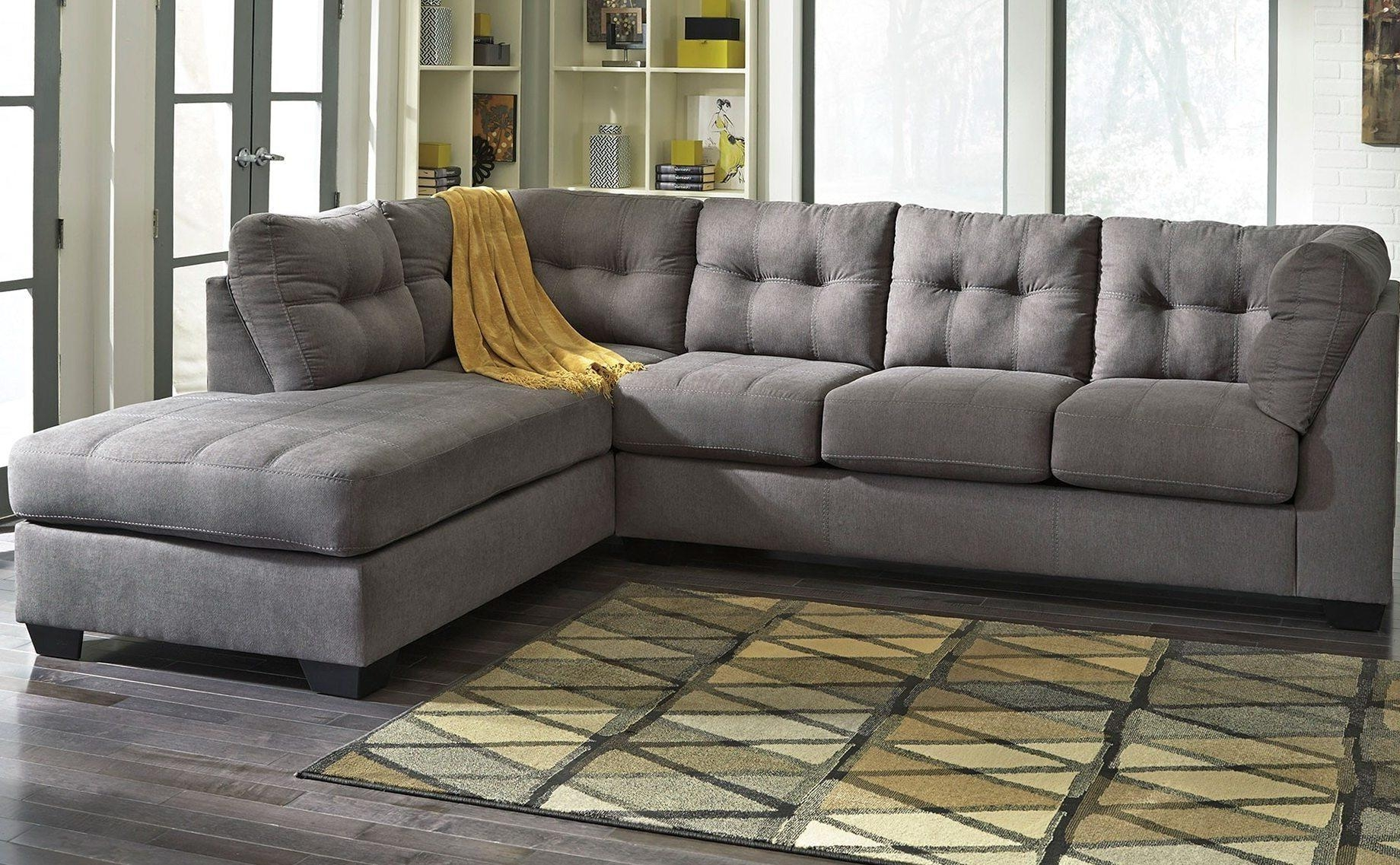 Sofas Center : Corey Gray Sectional Charcoal Couch With Chaise Two Pertaining To Charcoal Gray Sectional Sofas (View 6 of 20)