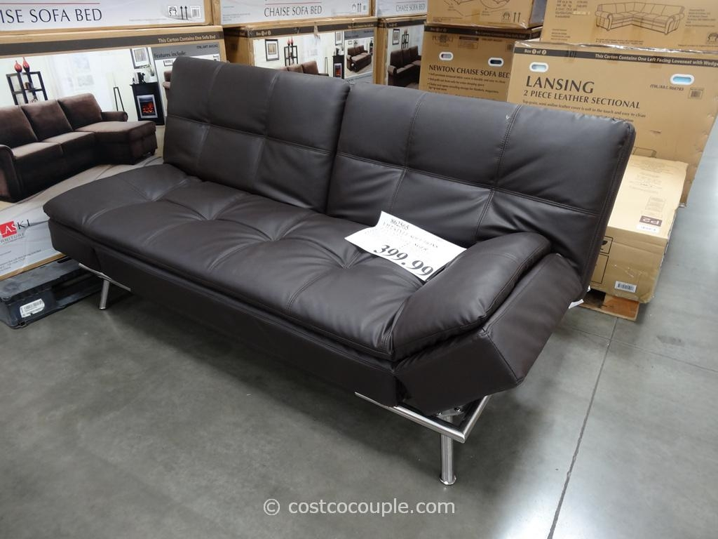 Sofas Center : Costco Futon Beds Roselawnlutheran Lifestyle With Regard To Euro Loungers (View 17 of 20)