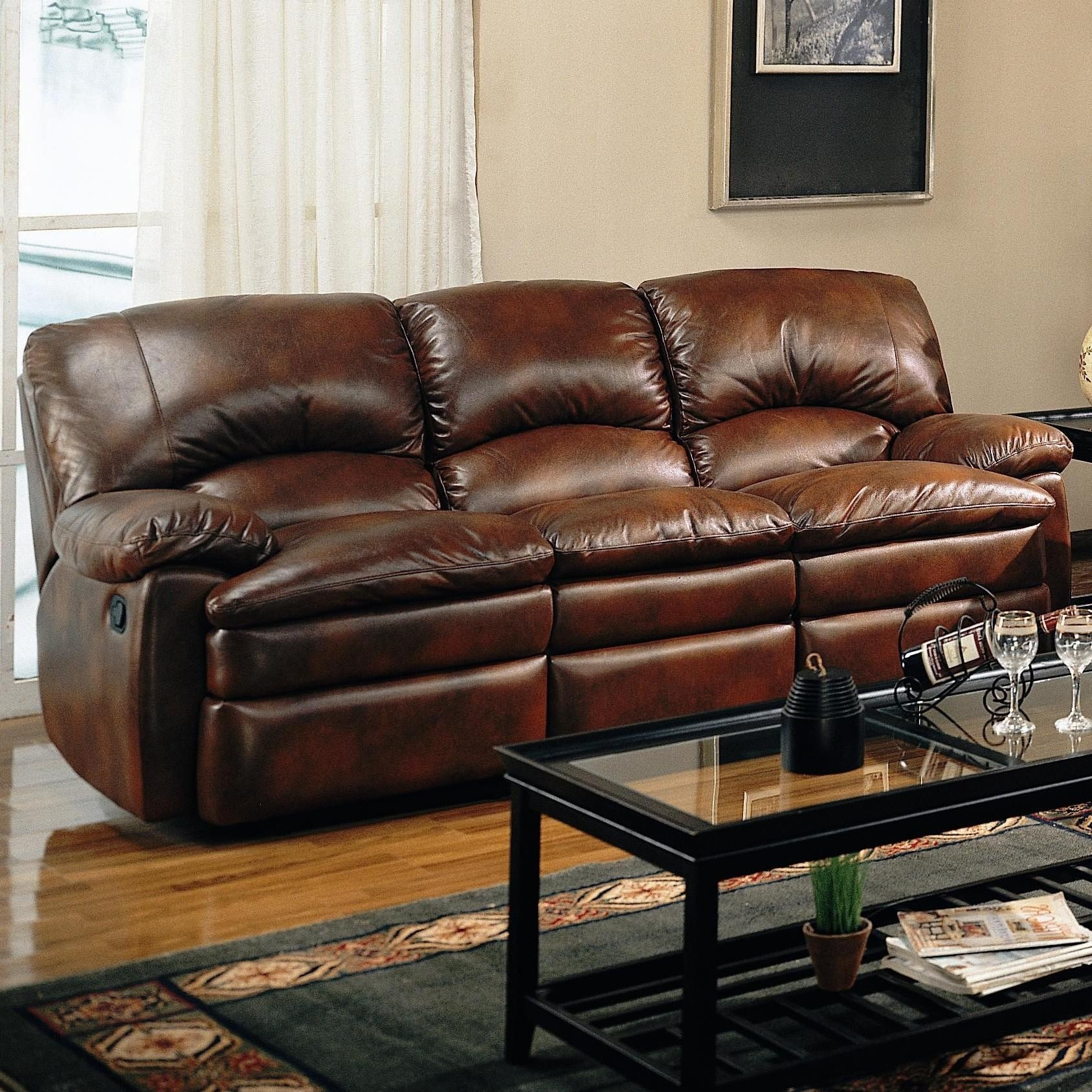 Leather Power Reclining Sofa At Costco: 20 Best Collection Of Berkline Sofa Recliner