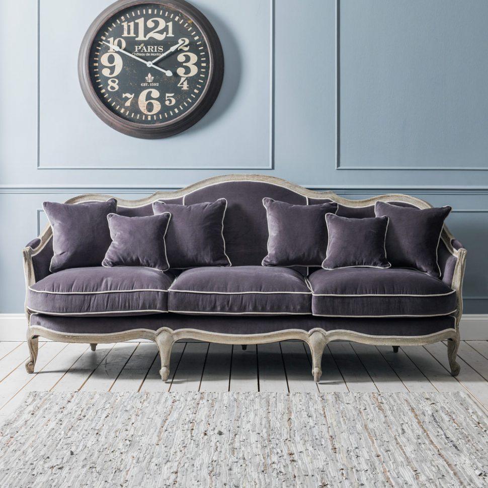 20 Ideas of French Style Sofa | Sofa Ideas