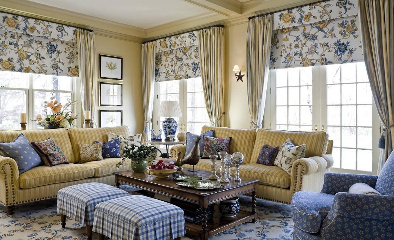Sofas Center : Country Style Sofas And Loveseats Plaid Or Couches In Country Style Sofas And Loveseats (View 11 of 20)