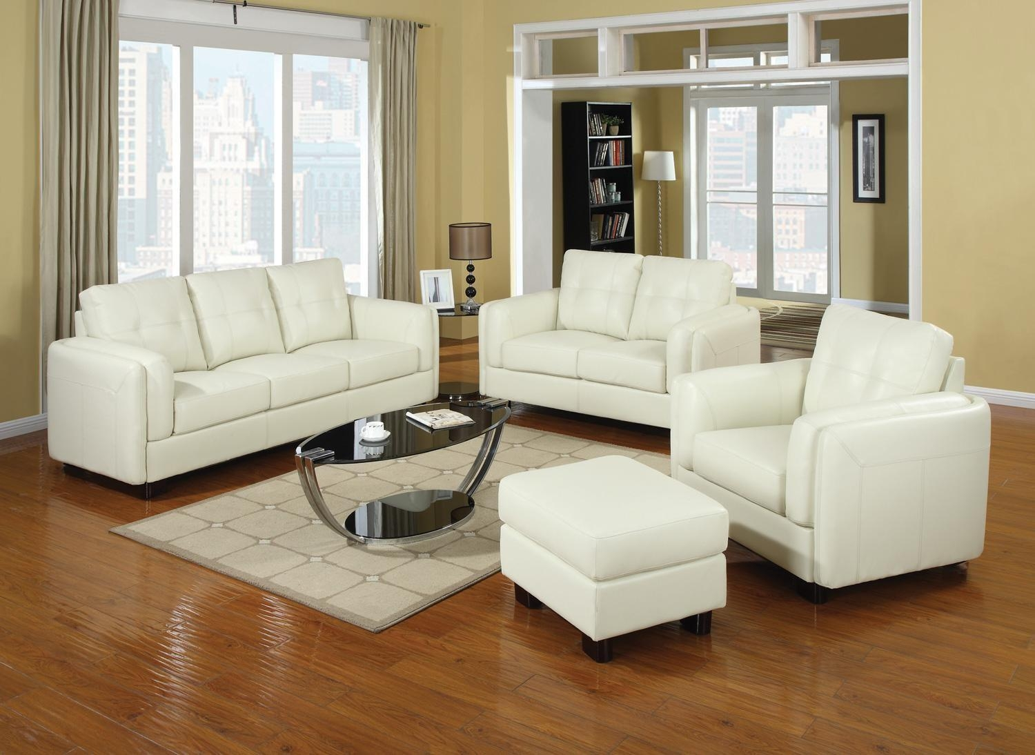 Sofas Center : Cream Color Leather Sofa Set Gallery Image With Regard To Cream Colored Sofas (View 19 of 20)