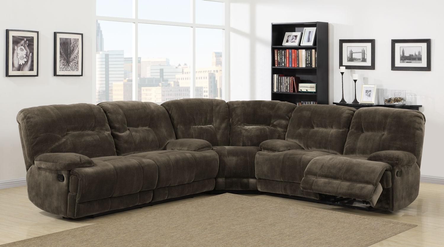 Sofas Center : Curiousonal Sofas Electric Recliners Shining Couch Throughout Sectional Sofas With Electric Recliners (Image 21 of 22)