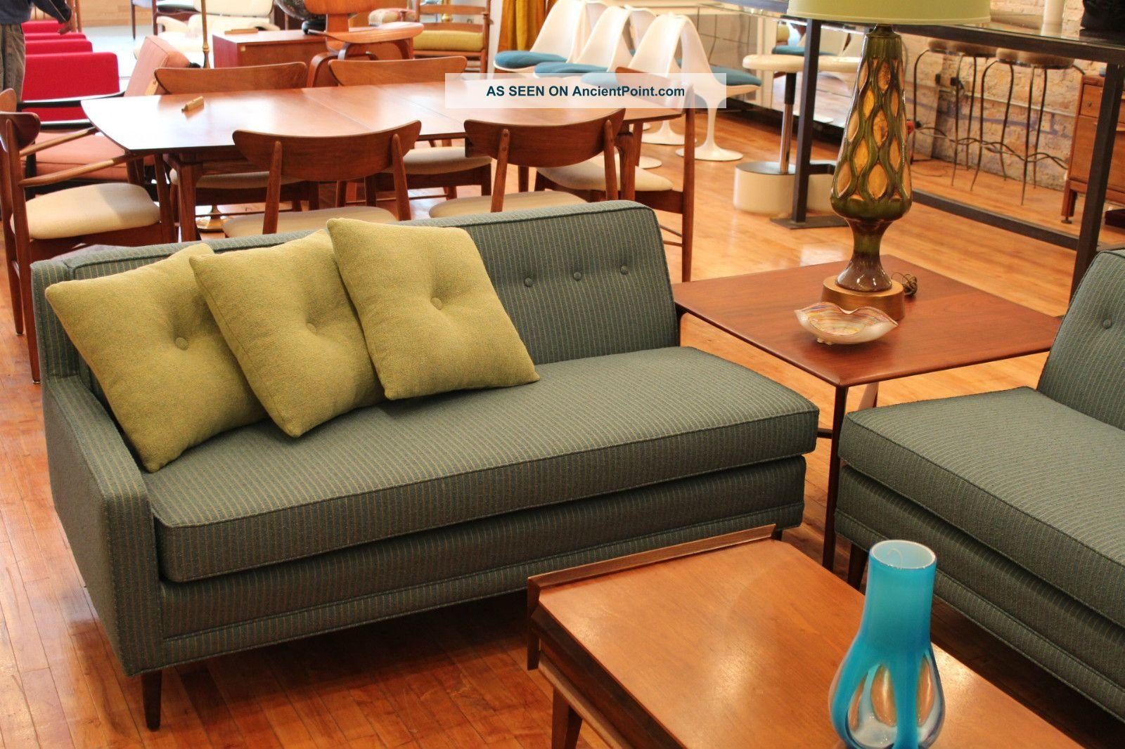 Sofas Center : Curved Sofa Sectional Bassett With Recliner Small Inside Retro Sectional Couch (Image 17 of 20)