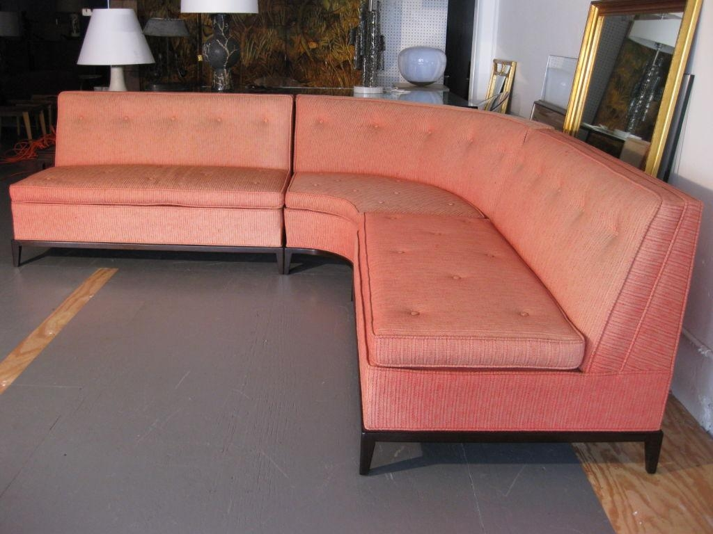 Sofas Center : Curved Sofa Sectional Leather Ashley Furniture With Retro Sectional Couch (Image 18 of 20)
