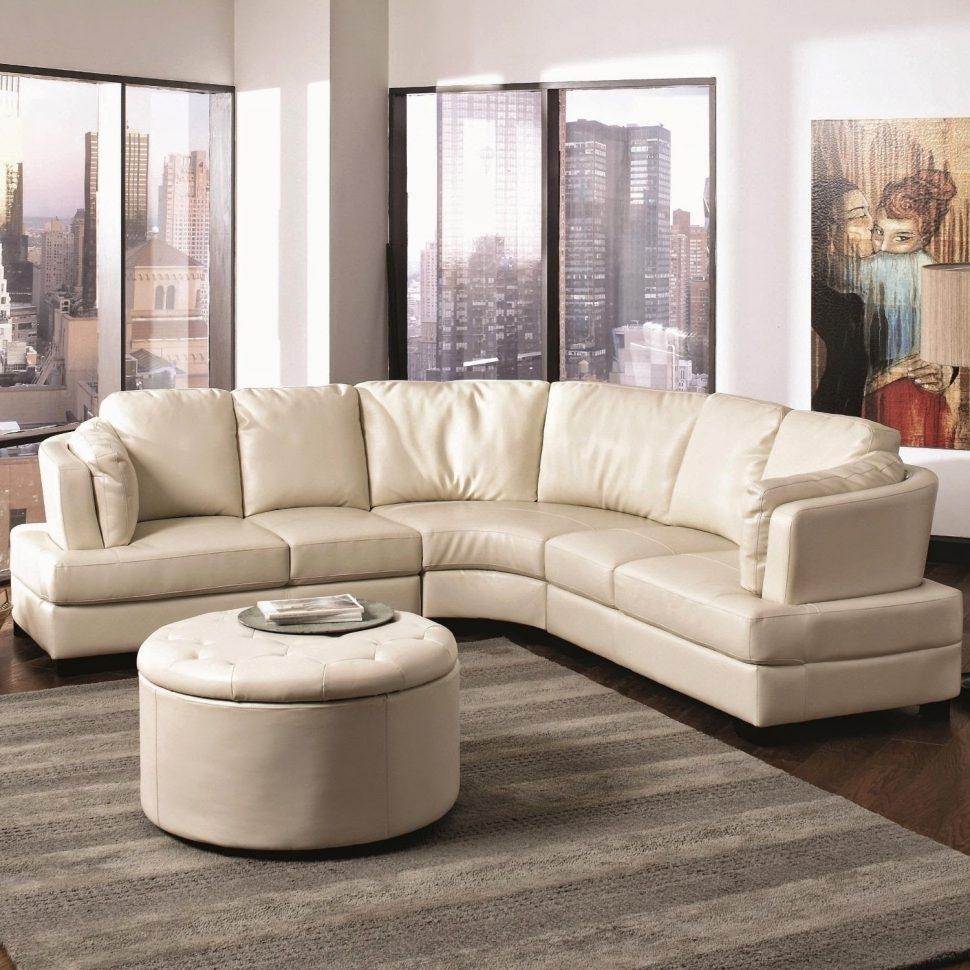 Curved Sofa Sectional Leather: 15 Collection Of Ashley Curved Sectional