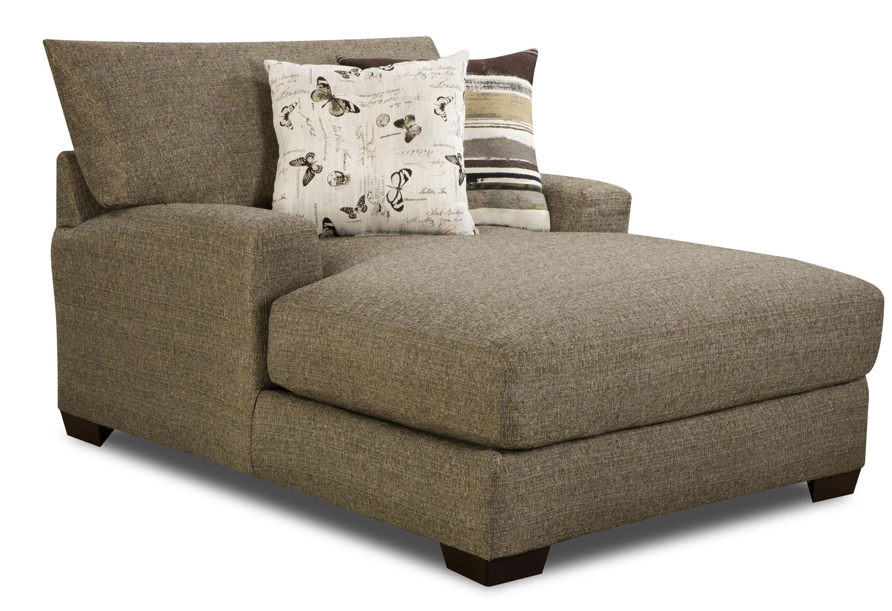 Sofas Center : Double Chaise Sofa Lounge Down Sectional Chair Throughout Chaise Sofa Chairs (View 3 of 20)