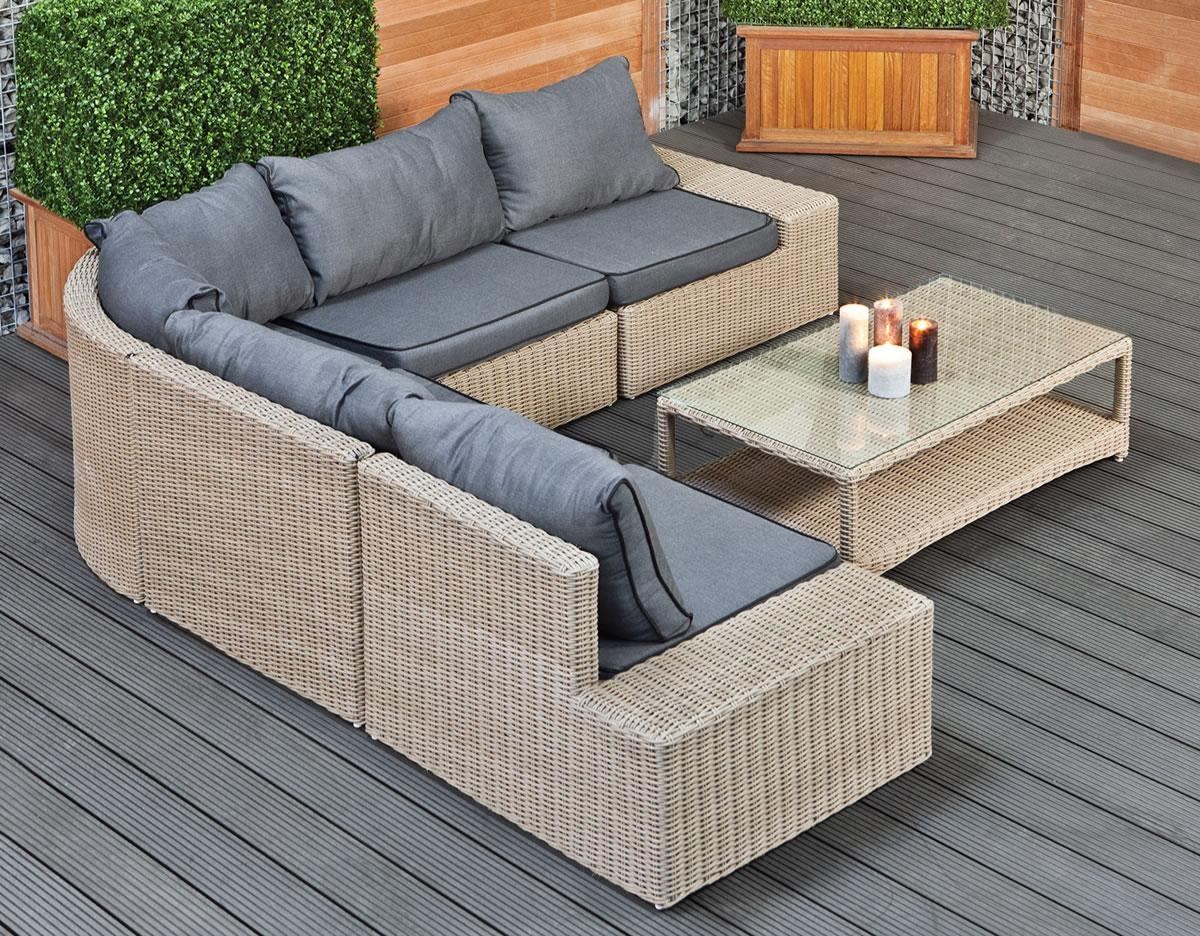 Sofas Center : Dreaded Outdoor Sofa Sets Photos Inspirations S With Cheap Outdoor Sectionals (Image 15 of 15)
