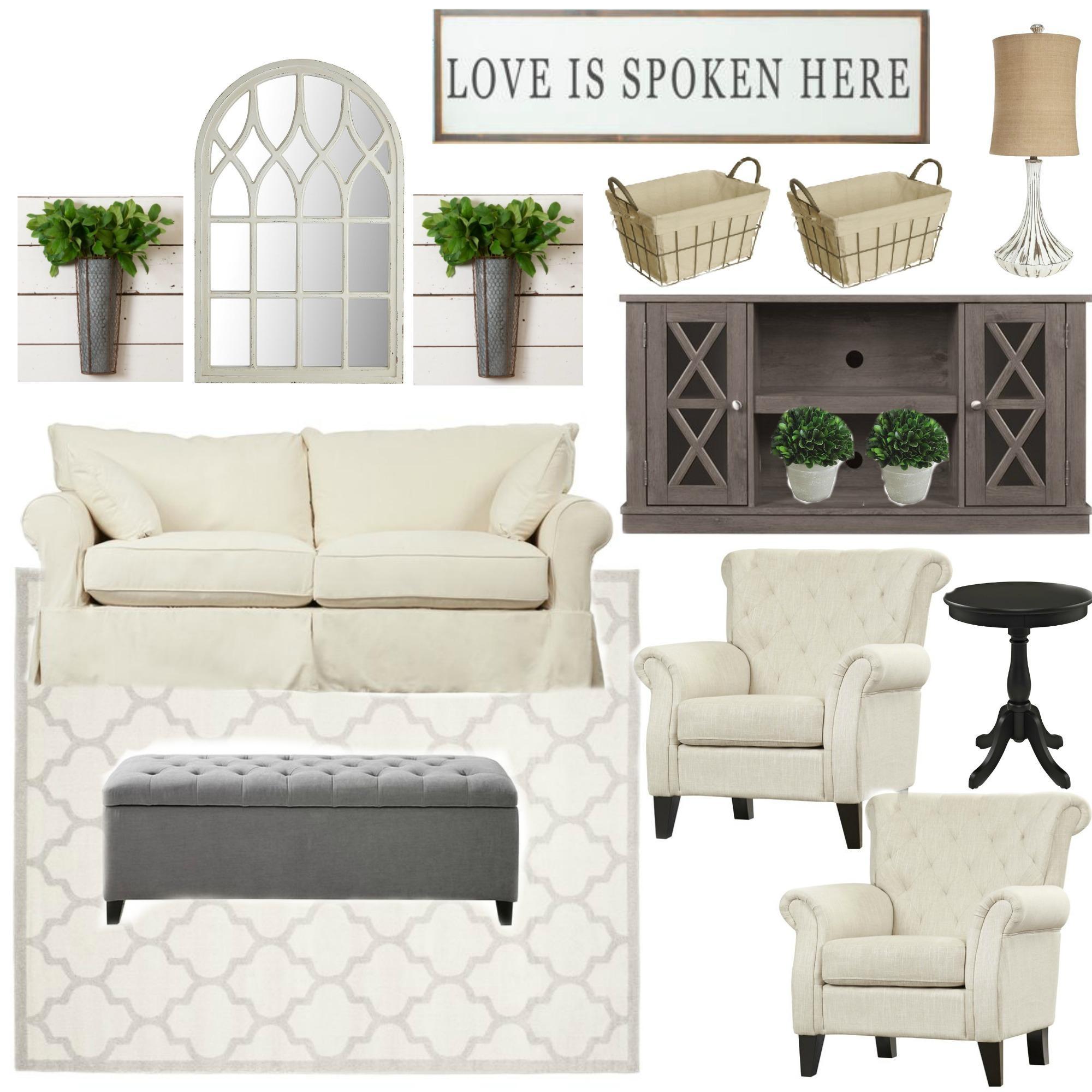 Sofas Center : Farmhouse Style Sofa Table Sofas And Loveseats Throughout Slipcover Style Sofas (View 20 of 20)