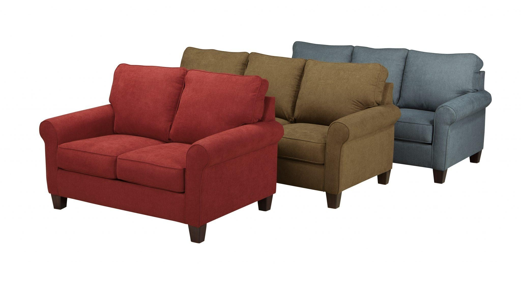 Sofas Center : Fascinating Ashley Sleeper Sofa Image Ideas Intended For Chenille Sleeper Sofas (View 18 of 20)