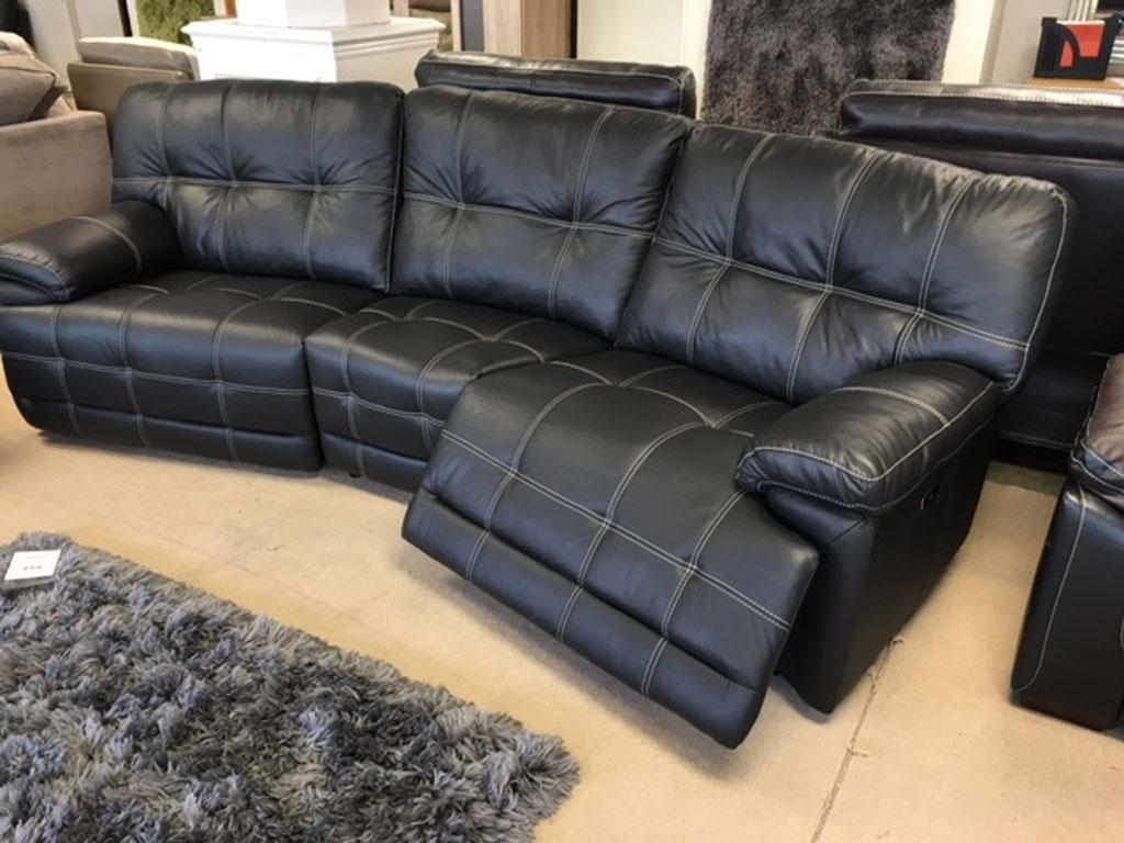 20 Inspirations Curved Recliner Sofa Sofa Ideas