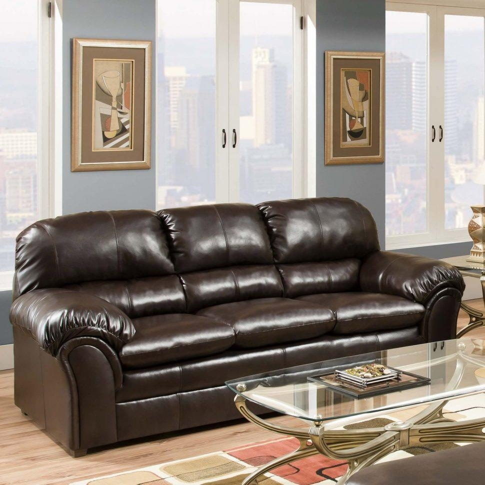 Sofas Center : Faux Leather Sleeper Sofas Sofa Sale In Florida And Pertaining To Faux Leather Sleeper Sofas (View 17 of 20)