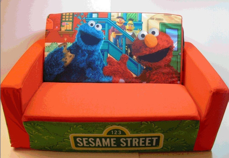 Sofas Center : Flip Out Sofa With Baijou Com Ki Kids Mickey Mouse Intended For Elmo Flip Open Sofas (Image 13 of 20)