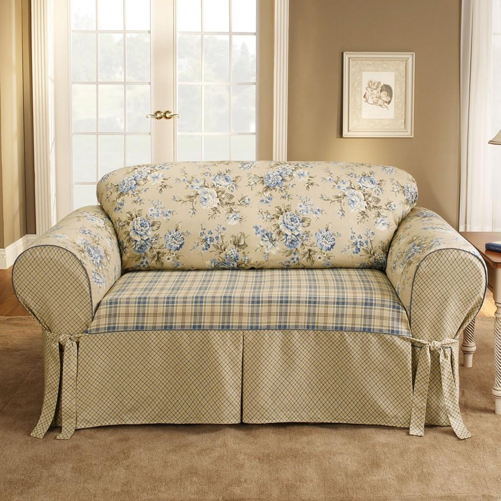 Sofas Center : Floral Sofa Covers Clearance Red Throw Fitted Regarding Floral Sofa Slipcovers (View 15 of 20)