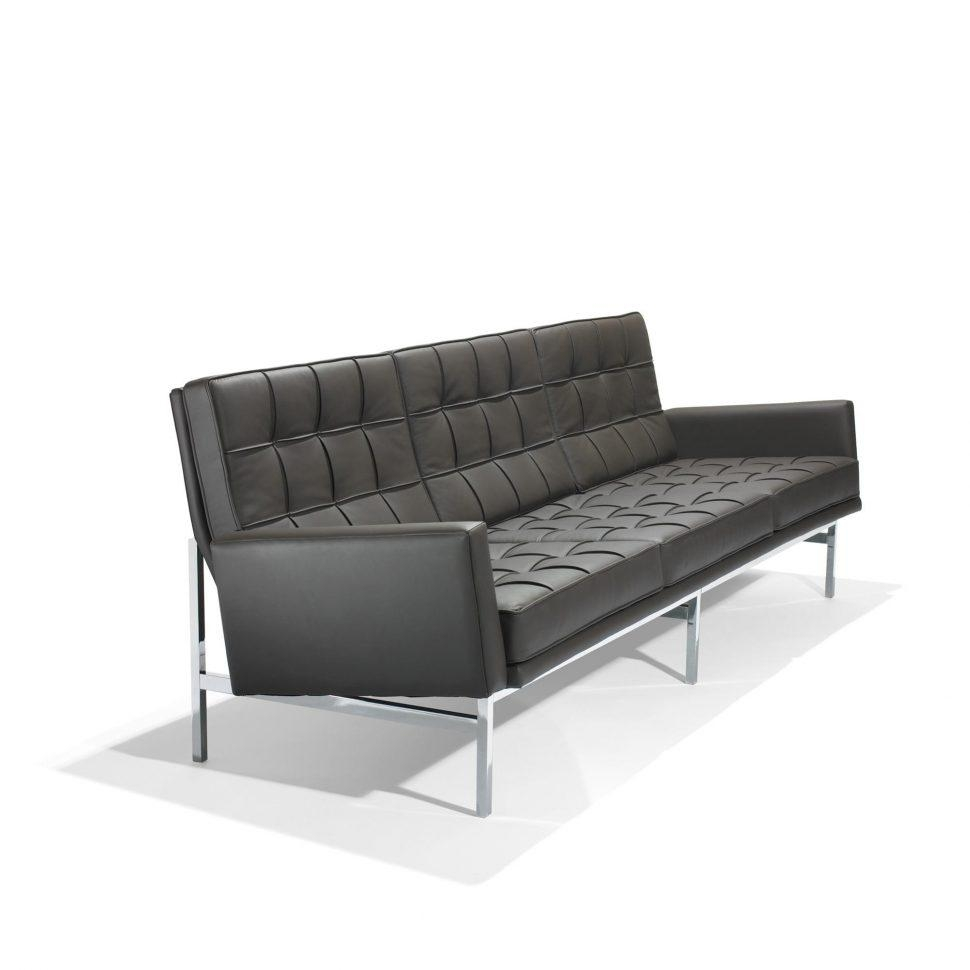 Sofas Center : Florence Knoll Sofa Comfort Reproduction Best With Florence  Large Sofas (Image 13