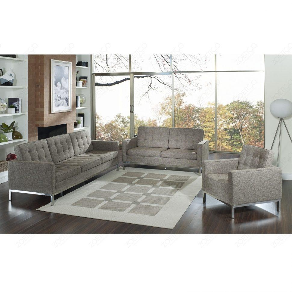 Sofas Center : Florence Knoll Sofa Comfort Reproduction Best Within Florence Large Sofas (Image 14 of 20)