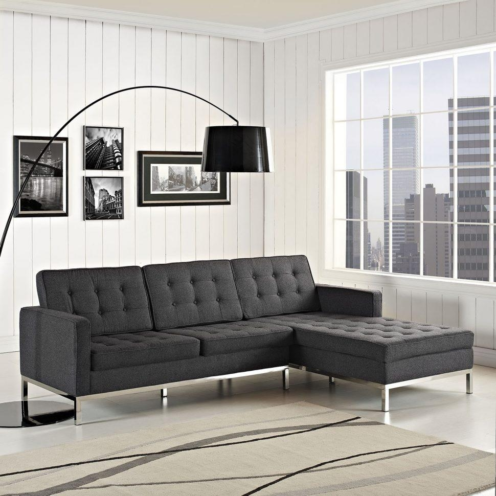 Sofas Center : Florence Knoll Sofa Comfort Reproduction Reviews Inside Florence Large Sofas (Image 15 of 20)