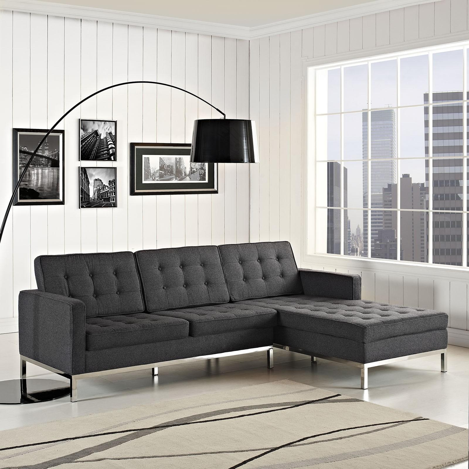 Sofas Center : Florence Knoll Sofa Reproduction Weightflorence With Florence Sofas (View 12 of 20)