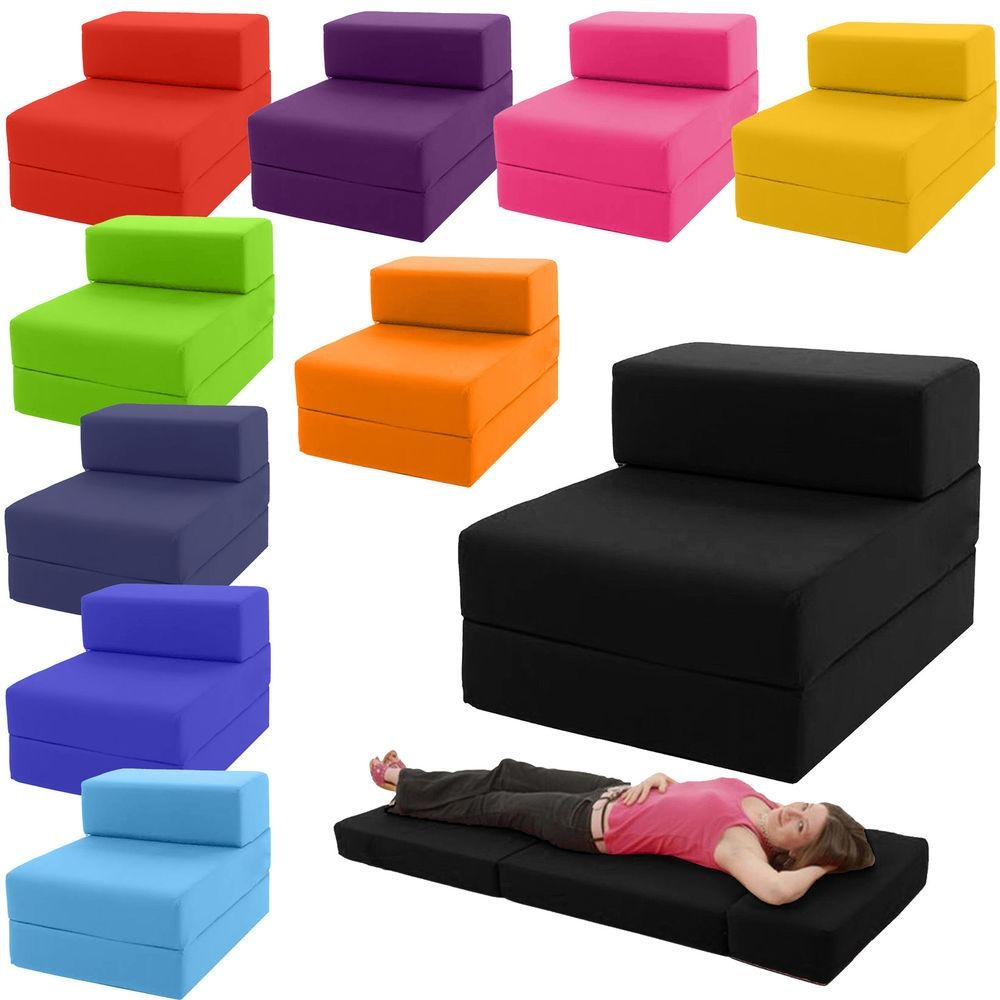 Sofas Center : Foldable Sofa Chair Magnificent Picture Design Tri Inside Fold Up Sofa Chairs (View 2 of 22)