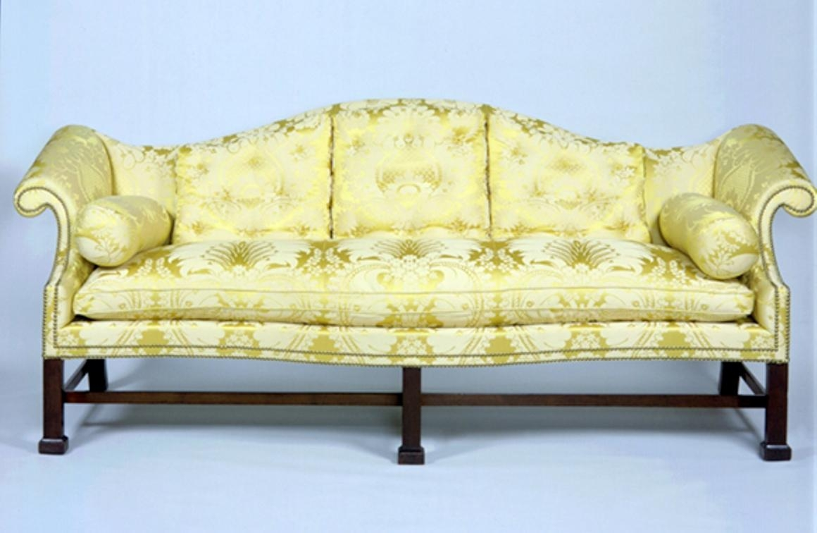 Sofas Center : Found In Ithaca Hickory Chair Chippendale Camel Regarding Chippendale Camelback Sofas (Image 16 of 20)