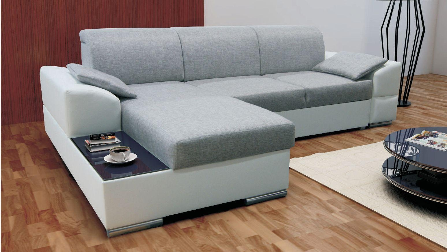 Corner sofas with storage malaga luxury corner sofa bed for Sofas malaga