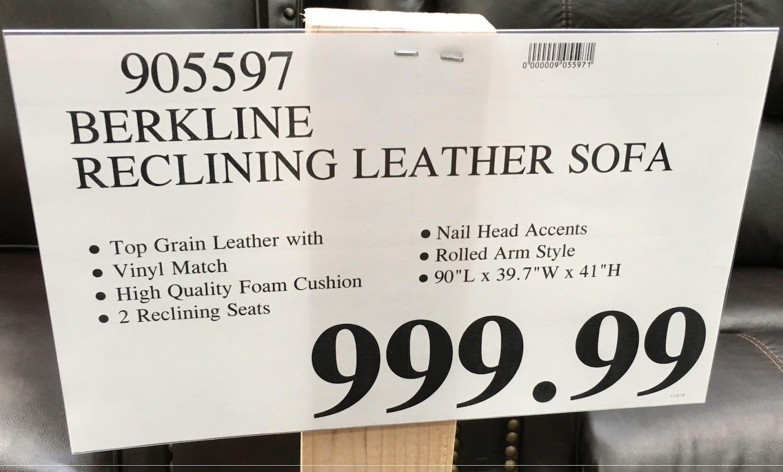 Berkline Reclining Sofa Recliner Aecagra Org